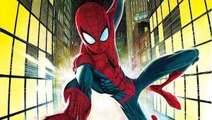 Friendly Neighborhood Spider Man cropped