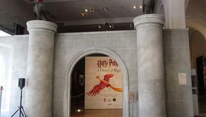New York-Historical Society Harry Potter: A History of Magic exhibition