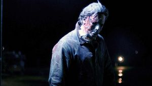 Michael Myers in Rob Zombie Halloween II hero