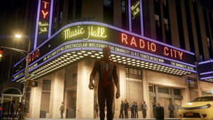 New York in Spider-Man PS4