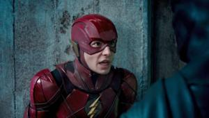The Flash Ezra Miller Justice League