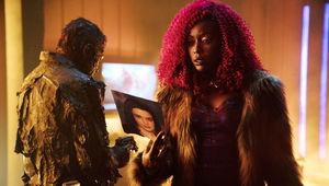 Titans DC Universe Anna Diop Starfire