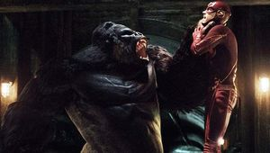 The Flash Gorilla Grodd hero
