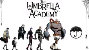 Gerard Way, Umbrella Academy, Young Animal