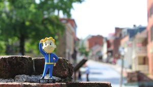 Vault Boy Fallout 76  West Virginia