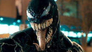 Venom Tom Hardy Tongue