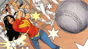 Wonder Woman Earth 1 Volume 2