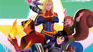 Marvel Rising, Secret Warriors