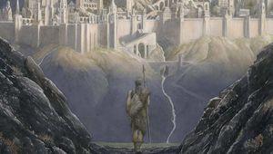 The Fall of Gondolin, J.R.R. Tolkien, Alan Lee