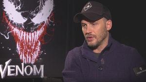 Tom Hardy Venom interview