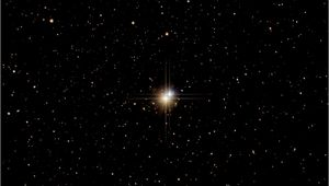 The double star (and not binary) Albireo, or Beta Cygni, the color difference obvious. Credit: Tom Wildoner