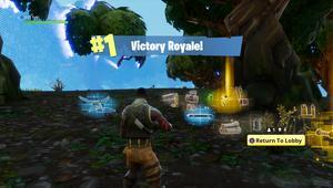 Fortnite - Victory Royale