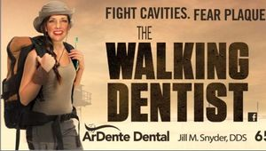 The Walking Dentist