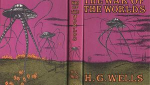 War of the Worlds cover