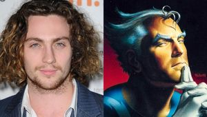 Aaron Taylor-Johnson Quicksilver