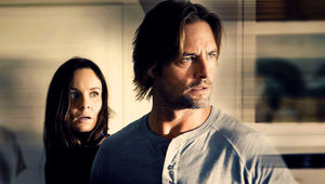 USA's Colony with Josh Holloway and Sarah Wayne Callies