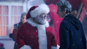 "Doctor Who Christmas Special, ""Last Christmas"""