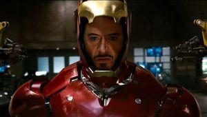 Iron Man Robert Downey Jr