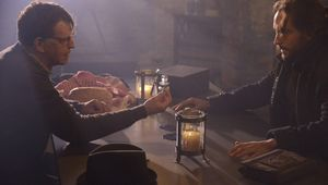Sleepy Hollow with John Noble and Tom Mison