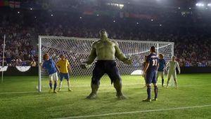 Hulk Nike Ad