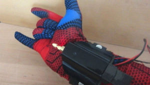 Real-Life Web Shooter
