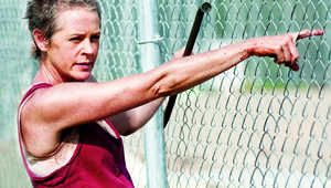 The Walking Dead's Melissa McBride