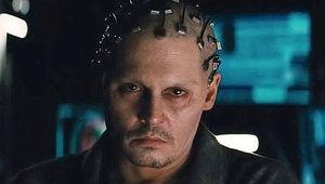 Transcendence Johnny Depp