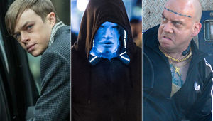 The Amazing Spider-Man 2 villains