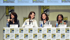Women Who Kick Ass Comic-Con Panel