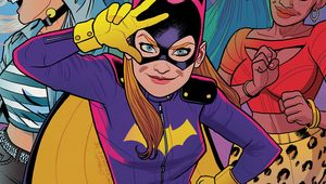 batgirl pose