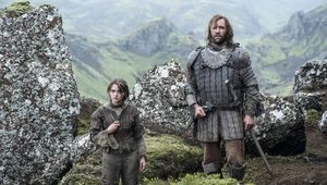 Game of Thrones Arya and The Hound