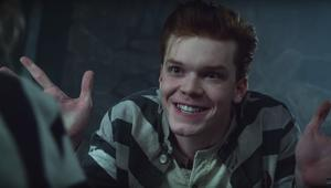 Cameron Monaghan as Jerome on Gotham