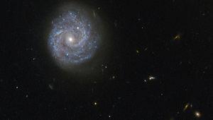 Galaxy RXJ 1140