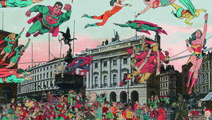 Peter-Blake_-The-Comic-Book-Convention-Comes-to-London_-2012_2.jpg