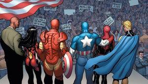 iron man spiderman captain america superheroes crowd marvel comics the avengers new avengers poster_www.wallpaperfo.com_100.jpg