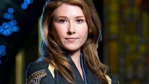 Jewel Staite on Stargate: Atlantis