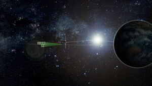 OSIRIS-REx looks for Earth Trojan asteroids