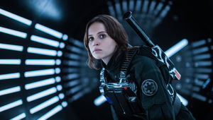 jyn erso in imperial uniform