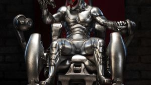 Sideshow Full Size Comiquette - Ultron 0001_0.jpg
