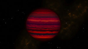 brown dwarf art