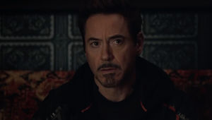 Avengers: Infinity War- Tony Stark is worried