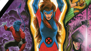 X-Men Red Annual 1 Hero