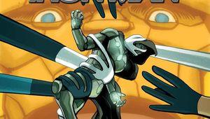 Chip Zdarsky- Marvel 2-in-one annual cover