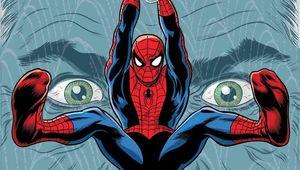 Chip Zdarsky for Marvel- Peter Parker: The Spectacular Spider-Man Annuel #1 Cover