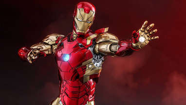 concept iron man hot toys
