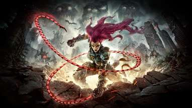 Darksiders 3: Main Fury Image