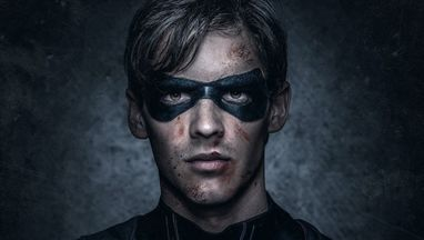 Titans Robin Hero