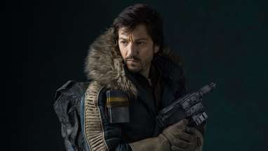Diego Luna as Cassian Andor