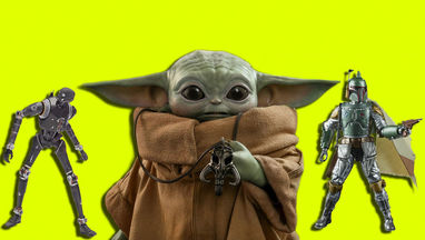 Baby Yoda Important Toy News