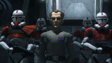 Star Wars: The Bad Batch (Tarkin)